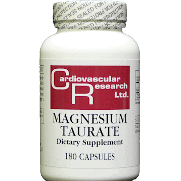 Magnesium Taurate 180c by Ecological Formulas 1