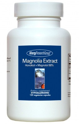 Magnolia Extract 120vcaps By Allergy Research Group