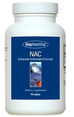 Nac Enhanced Antioxidant Formula 90t By Allergy Research Group
