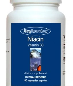 Niacin (vit B3) 90vcaps By Allergy Research Group