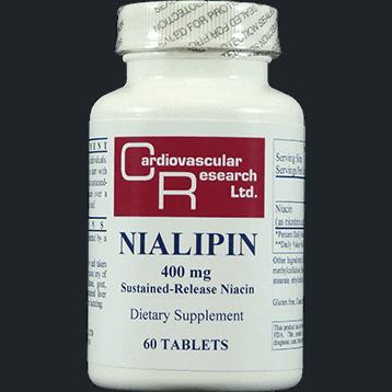 Nialipin 400mg 60c by Ecological Formulas 1