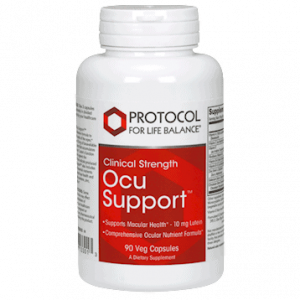 ocu support clinical strength 90c by protocol