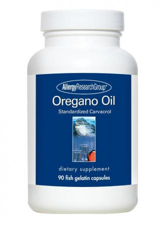 Oregano Oil 100 Mg 90 Fish Gelatin Caps By Allergy Research Group