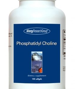 Phosphatidyl Choline 100sg By Allergy Research Group
