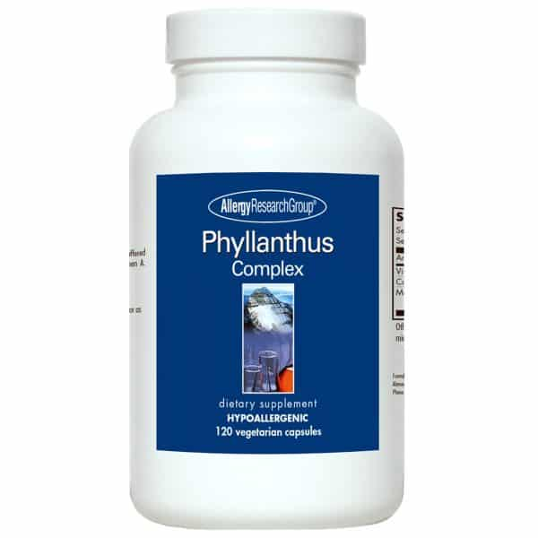 Phyllanthus Complex 120c By Allergy Research Group