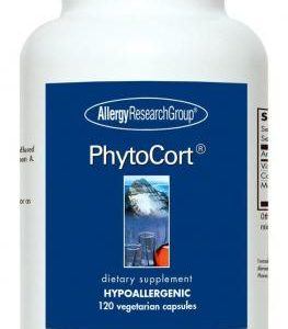 Phytocort 120vcaps By Allergy Research Group