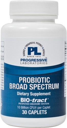Probiotic Broad Spectrum 30c by Progressive Labs 1
