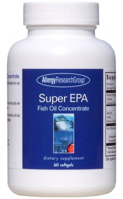 Super Epa 60sg By Allergy Research Group
