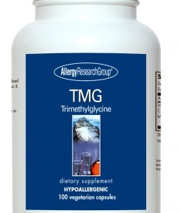 Tmg Trimethylglycine 100vcaps By Allergy Research Group