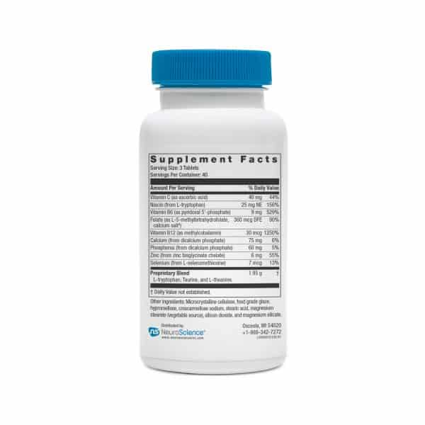 TravaGen (Nuvoxil) 120 tablets by NeuroScience 2