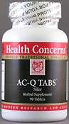 AC-Q 90t by Health Concerns