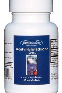 Acetyl-Glutathione 60t by Allergy Research Group