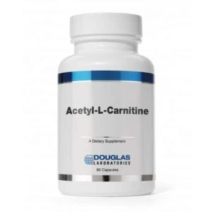 Acetyl-L-Carnitine 500mg 60c by Douglas Labs