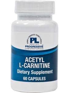 Acetyl-L-Carnitine 500mg 60c by Progressive Labs
