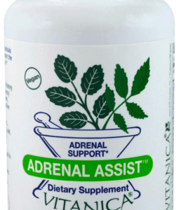 Adrenal Assist 90c by Vitanica