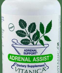 Adrenal Assist 90c by Vitanica
