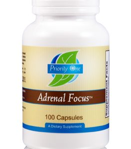 Adrenal Focus 100c by Priority One