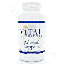 Adrenal Support 120c by Vital Nutrients