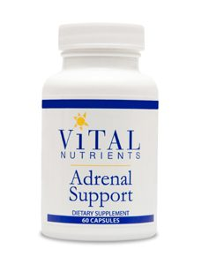 Adrenal Support 60c by Vital Nutrients