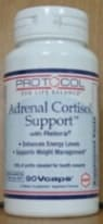 Adrenal Cortisol Support 90c by Protocol