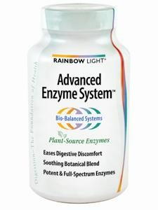 Advanced Enzyme System 90 caps by Rainbow Light Nutrition