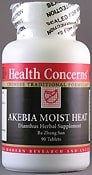Akebia Moist Heat 90t by Health Concerns