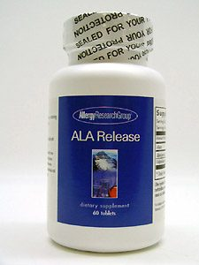 ALA Release 60 tabs by Allergy Research Group