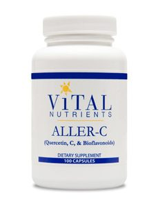 Aller-C 100c by Vital Nutrients