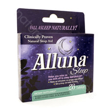 Alluna Sleep 28t by Enzymatic Therapy
