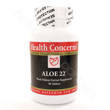 Aloe 22 (Aquilaria 22) 90t by Health Concerns