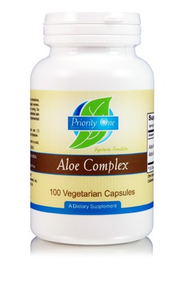 Aloe Complex 100c by Priority One