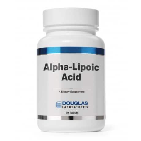 Alpha-Lipoic Acid 100mg 60t by Douglas Labs