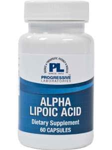 Alpha Lipoic Acid 200mg 60c by Progressive Labs