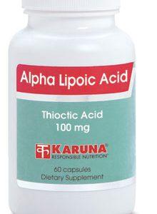 Alpha Lipoic Acid 60c by Karuna