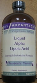 Alpha Lipoic Acid 16oz  by Dr's Advantage