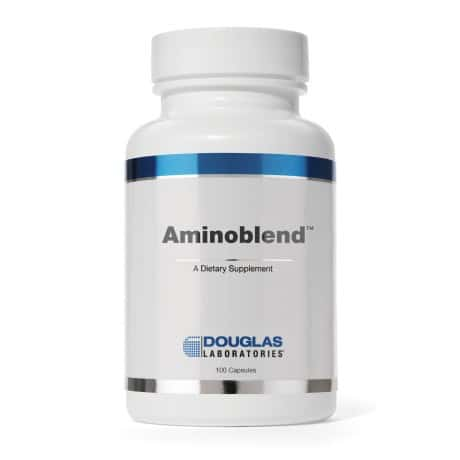 AminoBlend 740 mg 100c by Douglas Labs