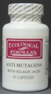 Anti-Mutagens 60c by Ecological Formulas