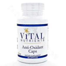 Anti-Oxidant 60c by Vital Nutrients