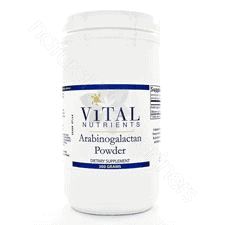 Arabinogalactan Powder 300g by Vital Nutrients
