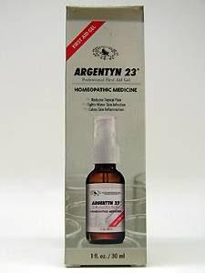 Argentyn 23 First Aid Gel 2 oz