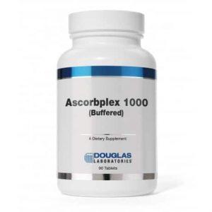 Ascorbplex 1000 (Buffered) 90t by Douglas Labs