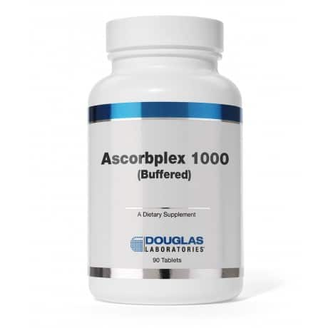 Ascorbplex 1000 (Buffered) 90t by Douglas Labs