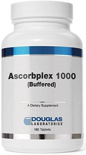 Ascorbplex 1000 (Buffered)180t by Douglas Labs