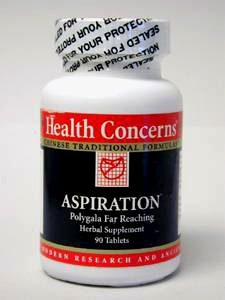 Aspiration 90 tabs by Health Concerns