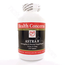 Astra 8 270t by Health Concerns