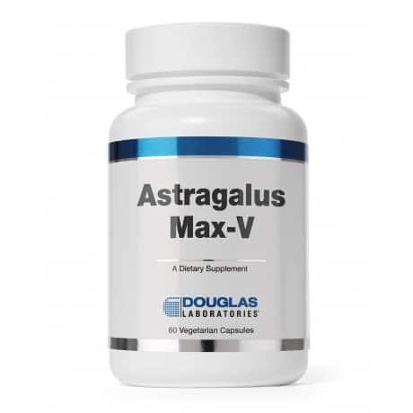 Astragalus Max-V 60c by Douglas Laboratories