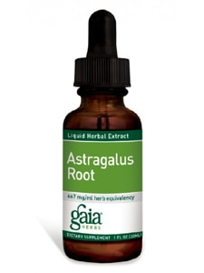 Astragalus Root Liquid Extract 4oz by Gaia Herbs