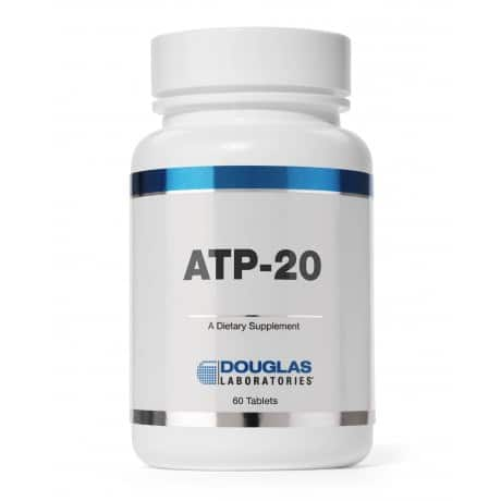 ATP-20 20 mg 60 tabs by Douglas Labs