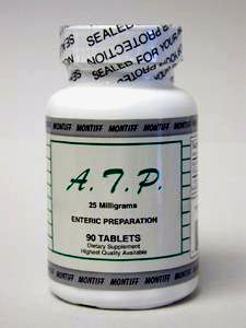 ATP 25 mg 90 tabs by Montiff