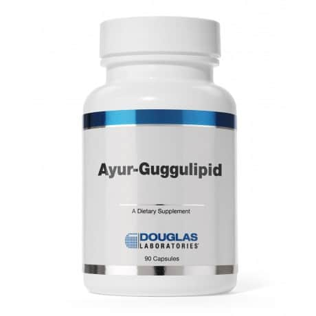 Ayur-Guggulipid 250mg 90c by Douglas Labs